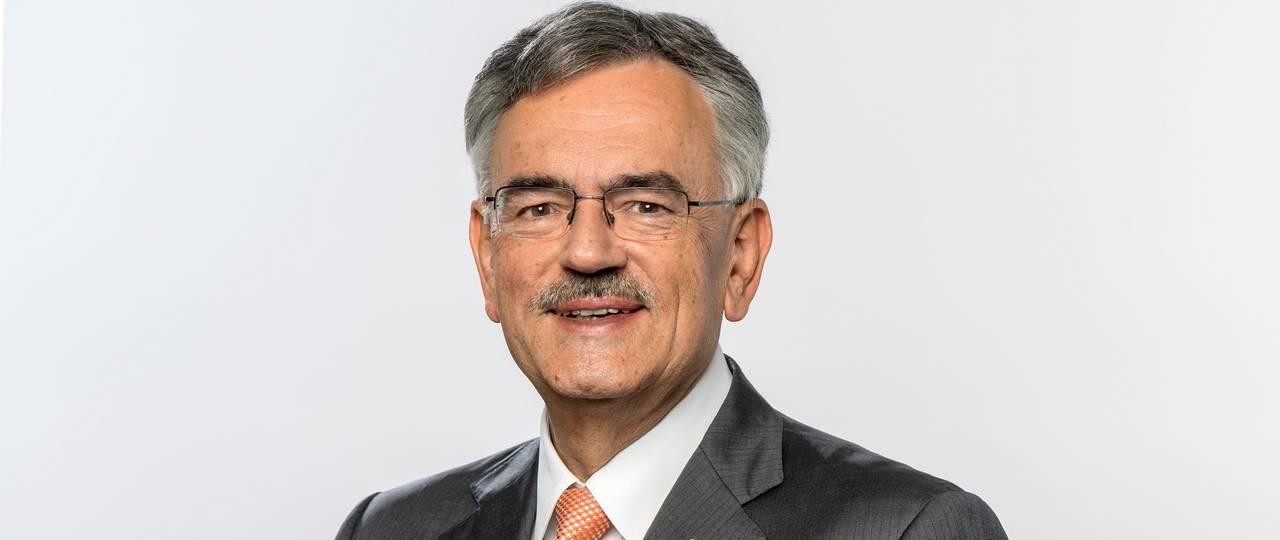 Wolfgang A. Herrmann, TUM President Emeritus