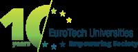EuroTech Universities 10 years - PNG